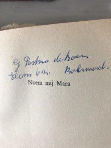 Boek Noem mij Mara. Mijn transformatie van Akkie naar Mara