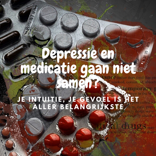 Depressie en medicatie gaan niet samen? Mara Riewald