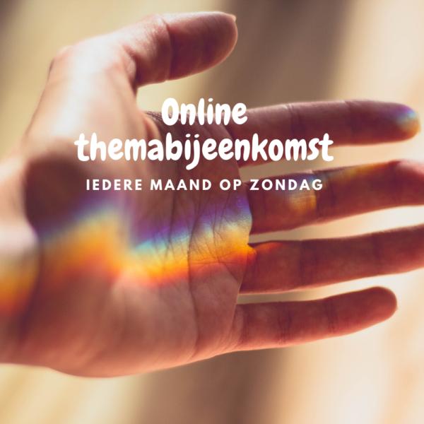 online themabijeenkomst