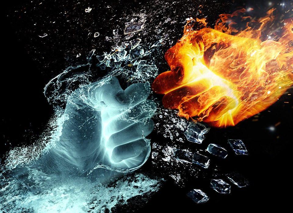 Vuur en water, bezielend effectief en assertief communiceren