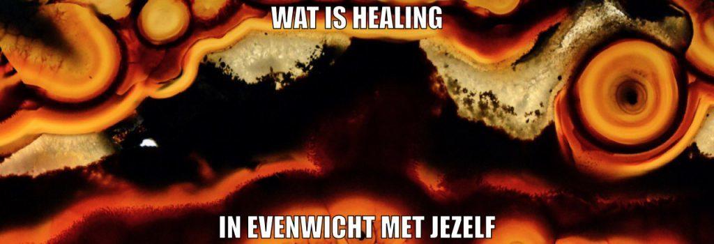 wat is healing en waar staat het voor